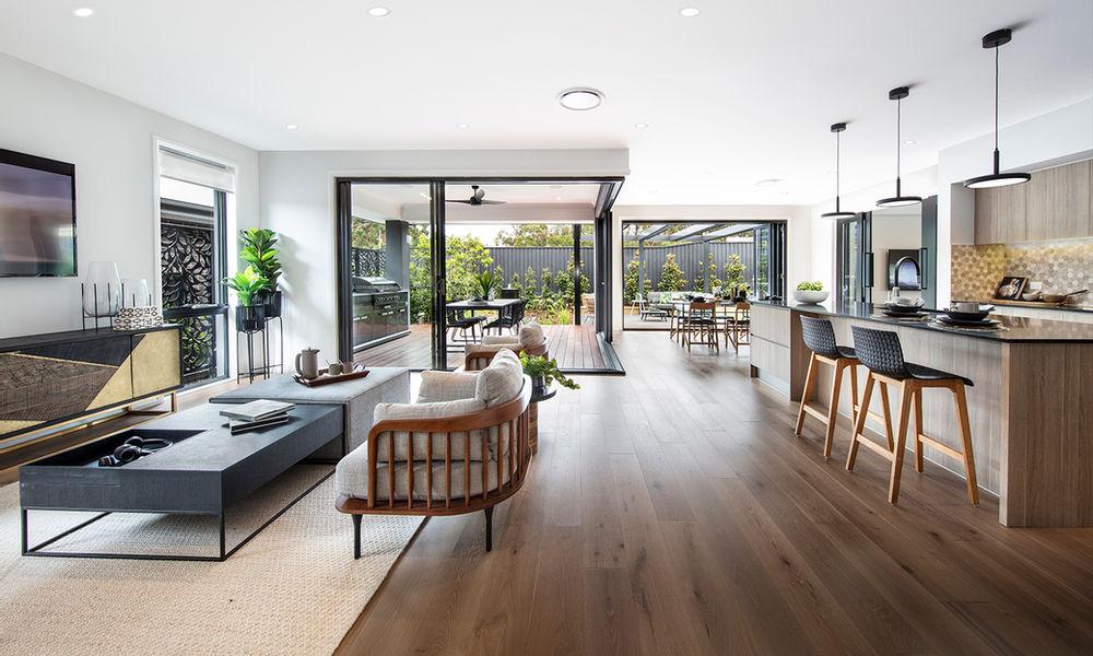 Are vinyl floors water resistant